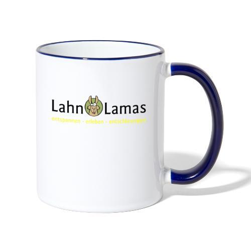 Lahn Lamas - Tasse zweifarbig