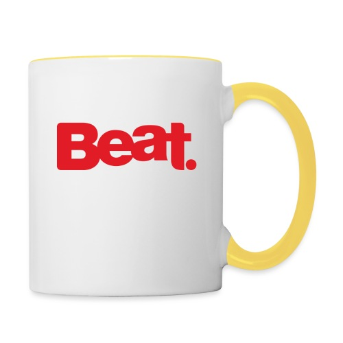Beat Mug - Contrasting Mug