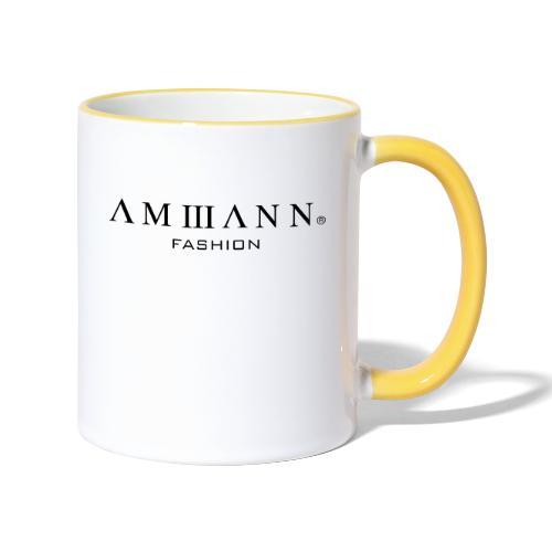 AMMANN Fashion - Tasse zweifarbig