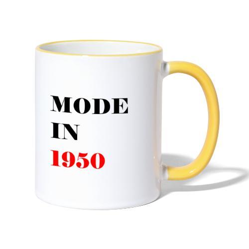 MODE IN 150 - Contrasting Mug