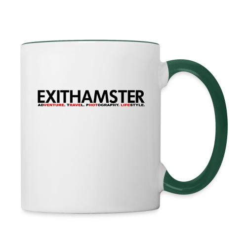 EXITHAMSTER ATPL - Contrasting Mug