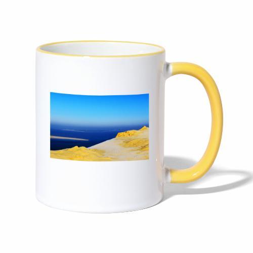 Dune du Pilat - Cap Ferret - Contrasting Mug