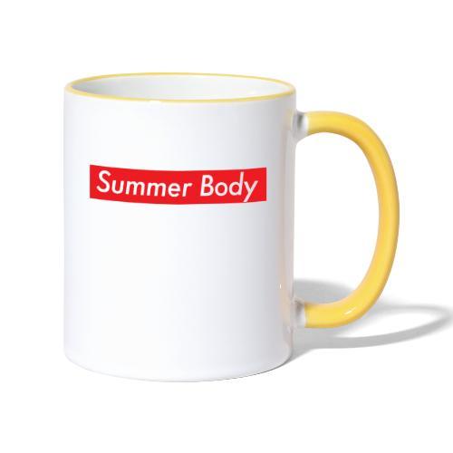 Summer Body - Mug contrasté