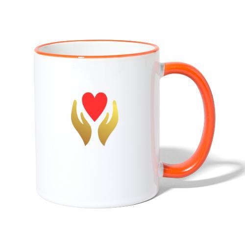 Abrahamic Reunion - Contrasting Mug