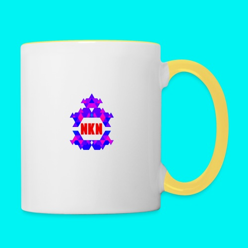Nebuchadnezzar the ping - Contrasting Mug
