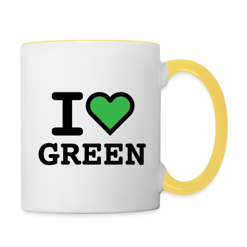 i-love-green-2.png - Tazze bicolor