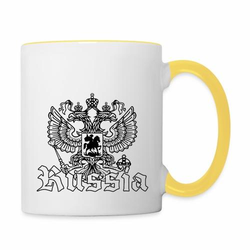 Russia - Tasse zweifarbig
