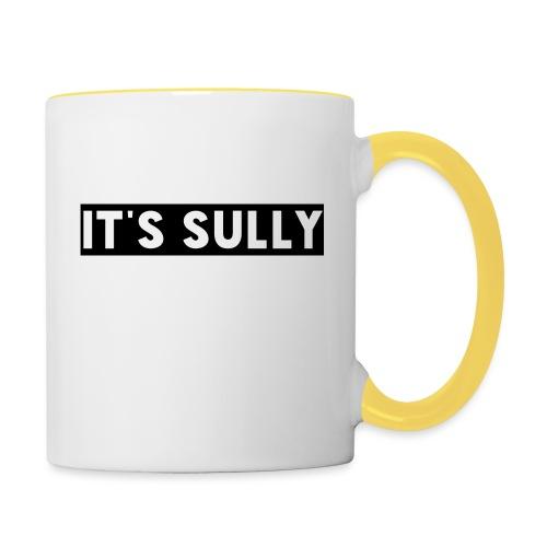 ITS SULLY - Contrasting Mug