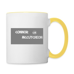 Connor McCutcheon Logo - Contrasting Mug