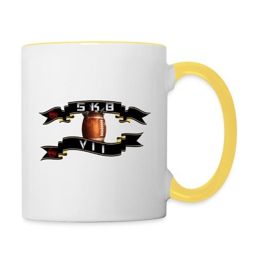 logoskb7 - Mug contrasté