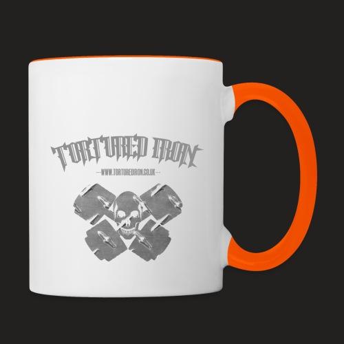 skull - Contrasting Mug