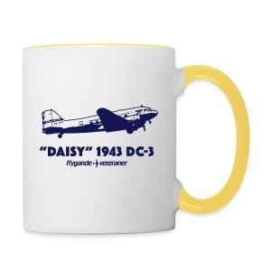 Daisy Flyby 1 - Tvåfärgad mugg