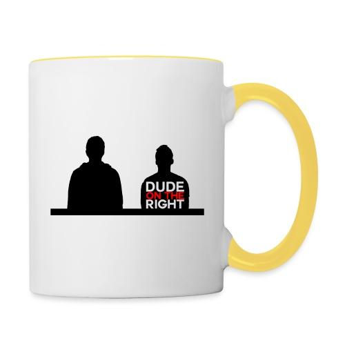 RIGHT. - Contrasting Mug