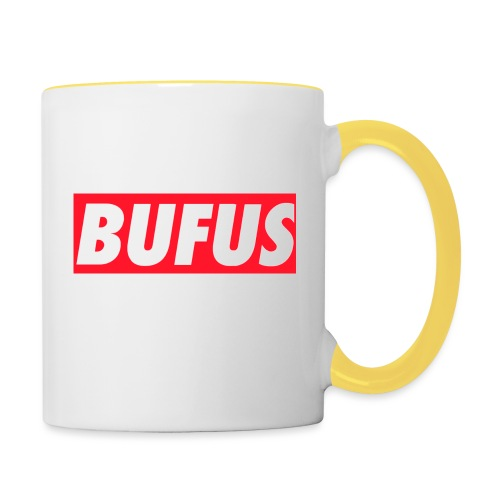 BUFUS - Tazze bicolor