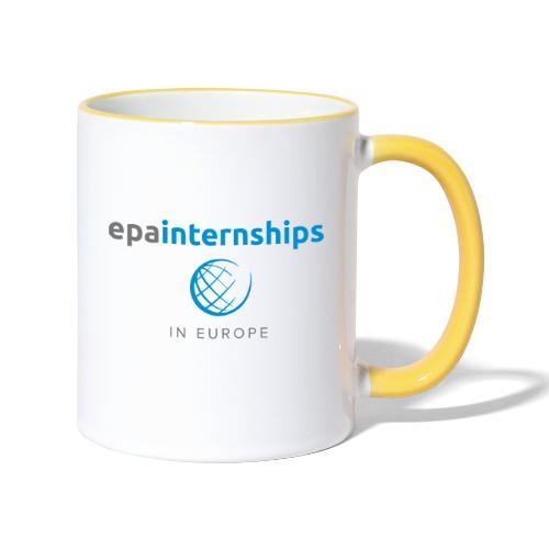 EPA Shirt Grey - Contrasting Mug