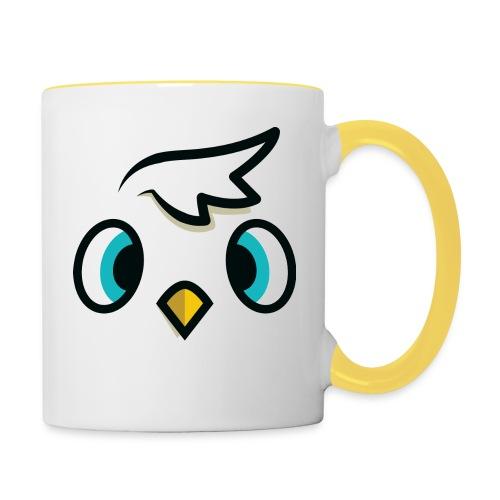 Mug white png - Contrasting Mug
