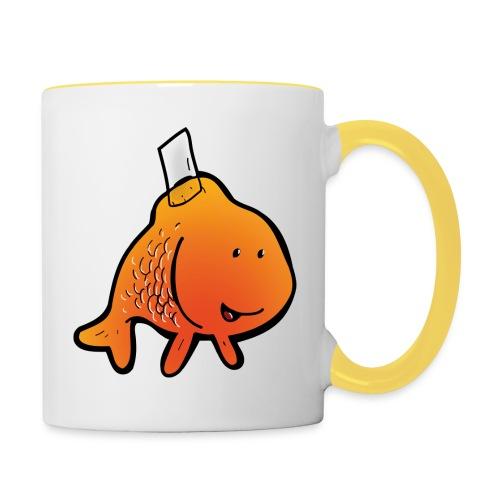 JOKE - Mug contrasté