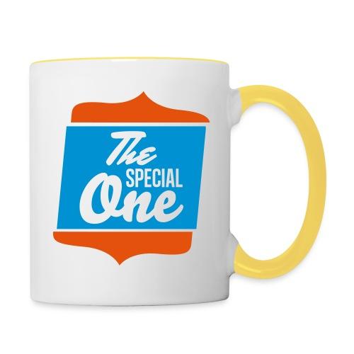 the special one - Kubek dwukolorowy