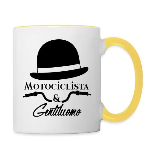 Motociclista & Gentiluomo - Tazze bicolor
