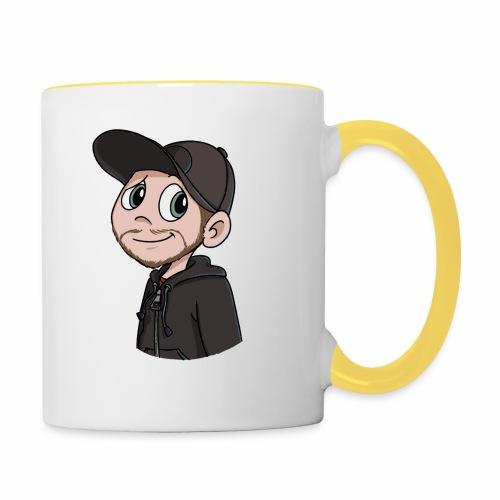 DocjazyPP - Mug contrasté