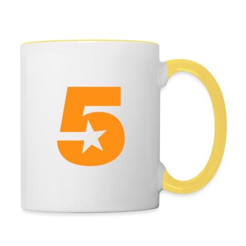 No5 - Contrasting Mug