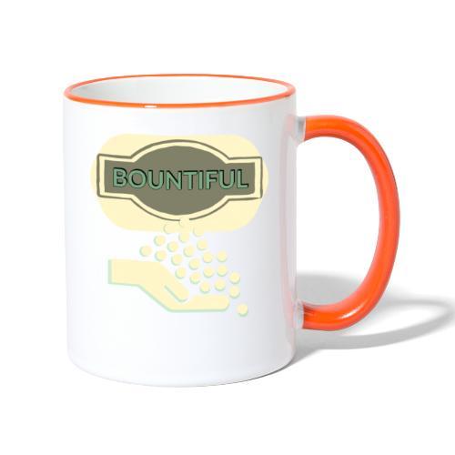 Bontifull - Contrasting Mug