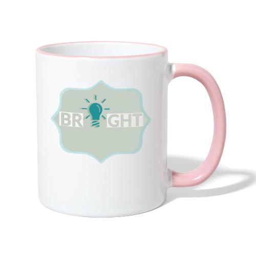 bright - Contrasting Mug