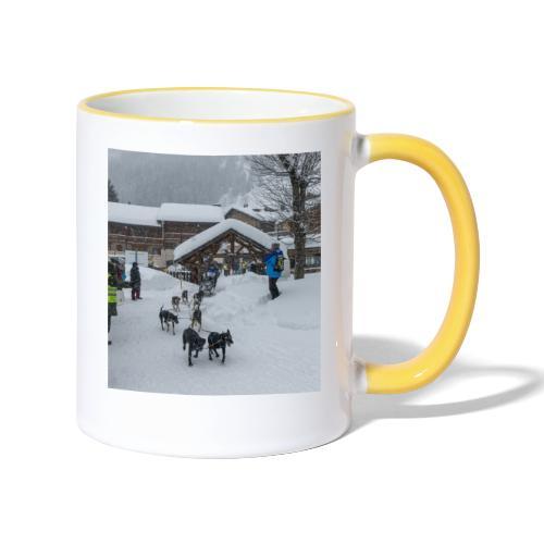 Mug la grande odyssée - Mug contrasté