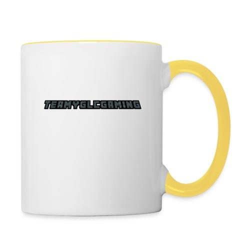 T-shirt Teamyglcgaming - Contrasting Mug