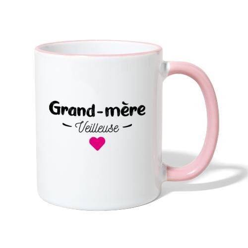 Grand me re veilleuse - Mug contrasté