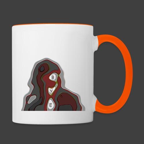 Bye - Contrasting Mug