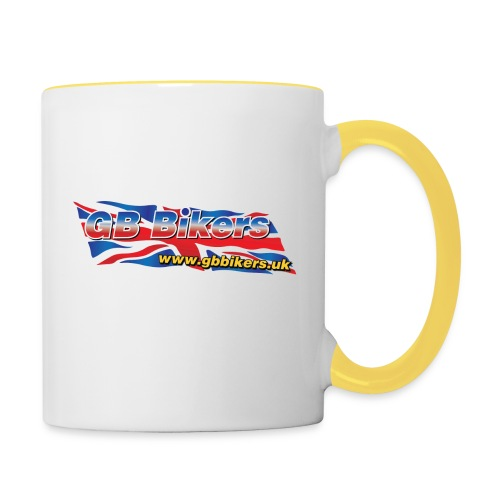 GB Bikers - Contrasting Mug