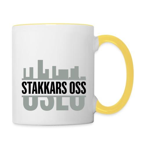 stakkars oss logo 2 ny - Tofarget kopp