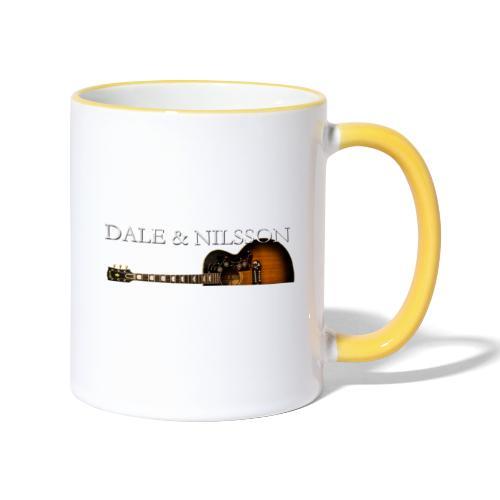 Dale & Nilsson - Tofarvet krus