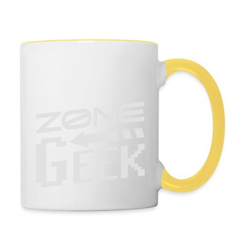 NEW Logo Homme - Mug contrasté