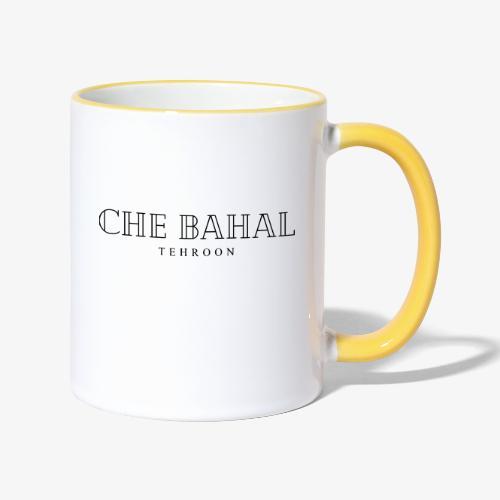 CHE BAHAL - Tasse zweifarbig