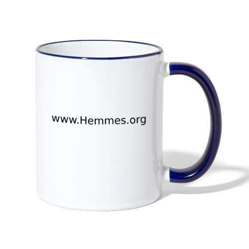 HemmesORG1 - Tasse zweifarbig