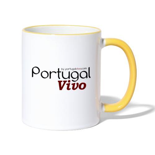Portugal Vivo - Mug contrasté