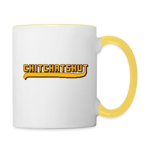 Logo - Contrasting Mug