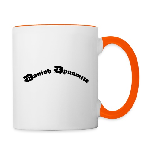 Danish Dynamite - Tofarvet krus