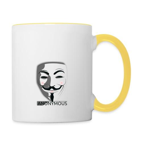 Anonymous - Contrasting Mug