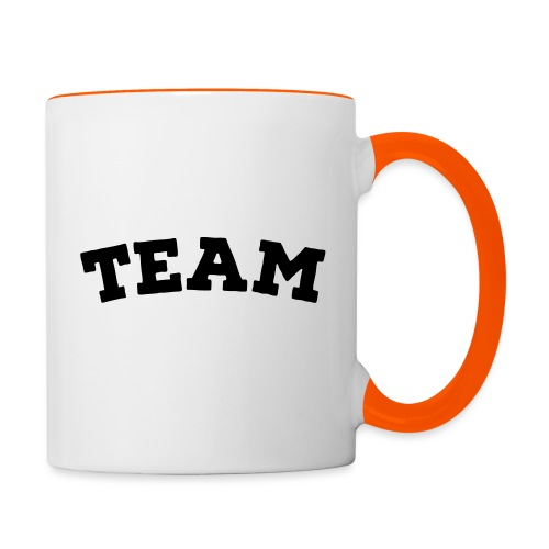 Team - Contrasting Mug