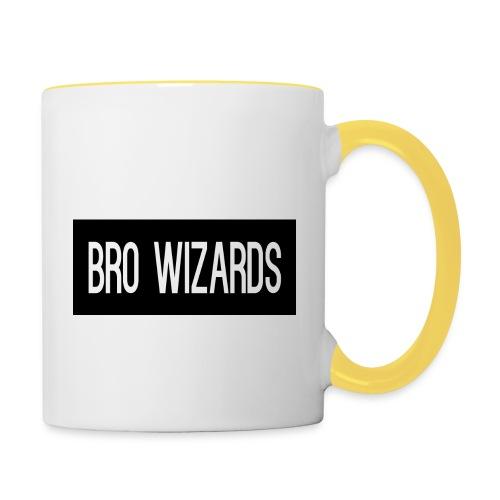 Browizardshoodie - Contrasting Mug