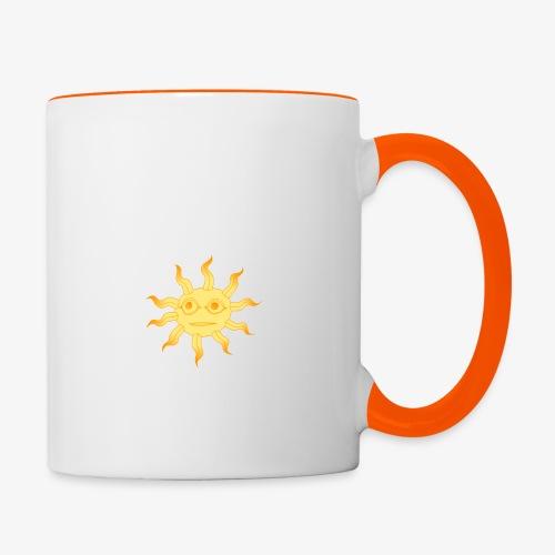 soleil - Mug contrasté