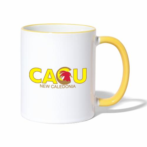 Cagu New Caldeonia - Mug contrasté