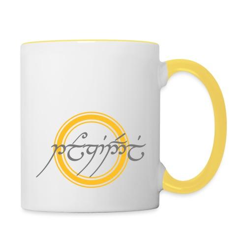 Tolkiendil Cercle 2 - Mug contrasté
