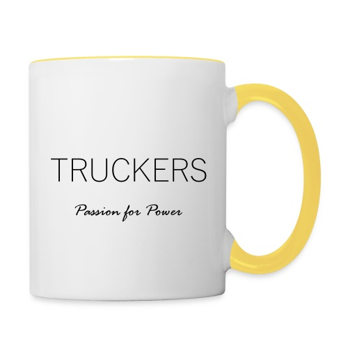 Passion for Power - Contrasting Mug