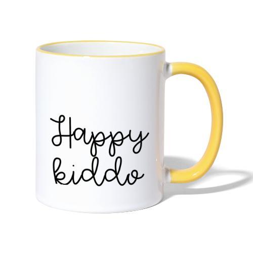 happykiddo - Mok tweekleurig