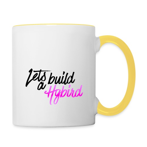 Lets Build A hybrid - Contrasting Mug