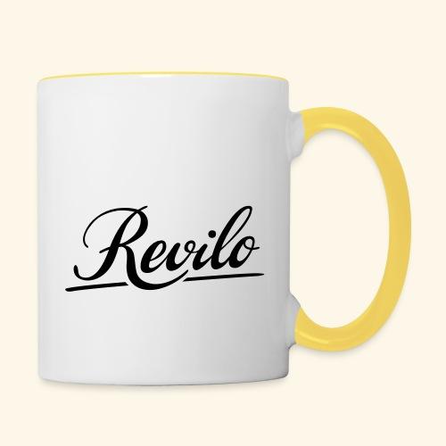 Revilo - Tasse zweifarbig